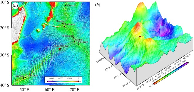 Nearest vent, dearest friend: biodiversity of Tiancheng vent field reveals cross-ridge similarities in the Indian Ocean.